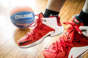 Wie halten Basketballschuhe am längsten?