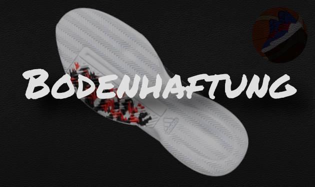 Bodenhaftung Überschriftsbild des Adidas Pro Bounce Madness 2019