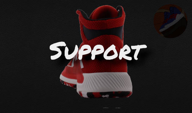 Support Adidas Pro Bounce Madness 2019