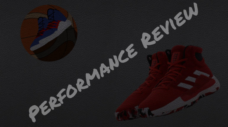 Titlebild Adidas Pro Bounce Madness 2019 Basketballschuh Test